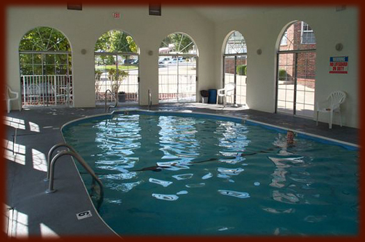 Headted Indoor Pool Image